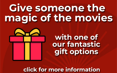 Give someone the magic of the movies with one of our fantastic.
